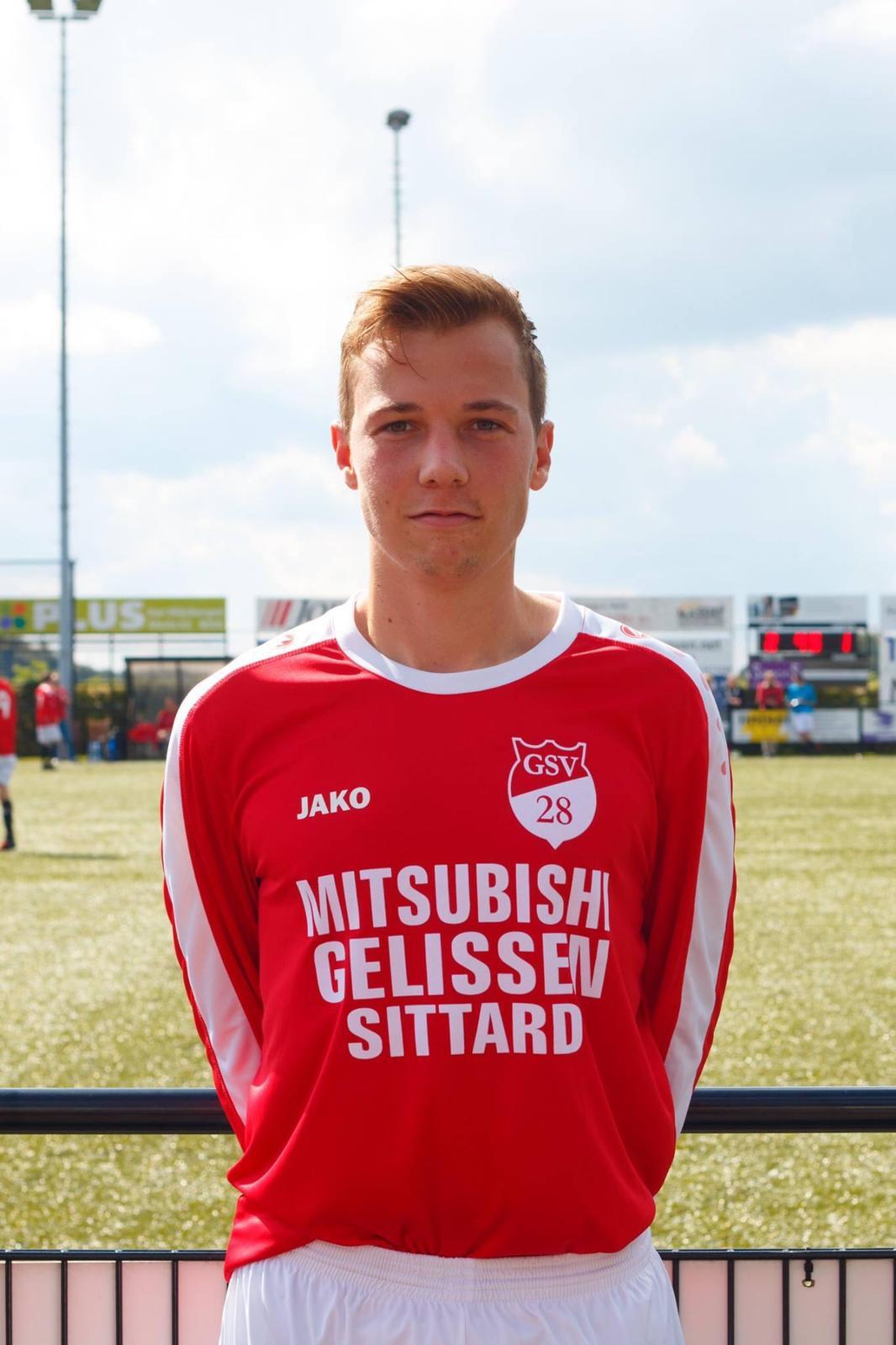 Jesper Prosje toegevoegd aan bestuur GSV'28