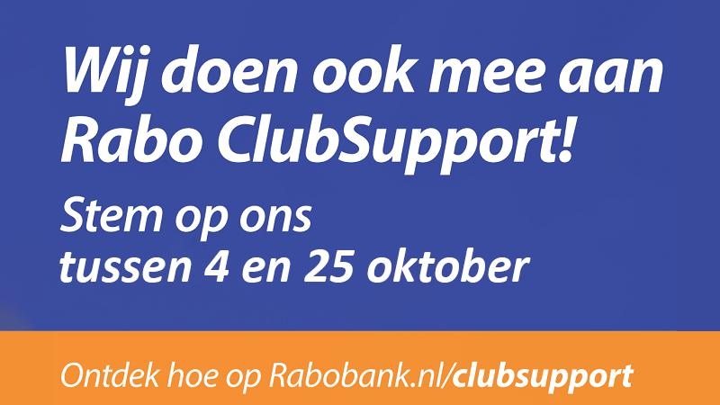 Steun GSV'28 via Rabo ClubSupport!